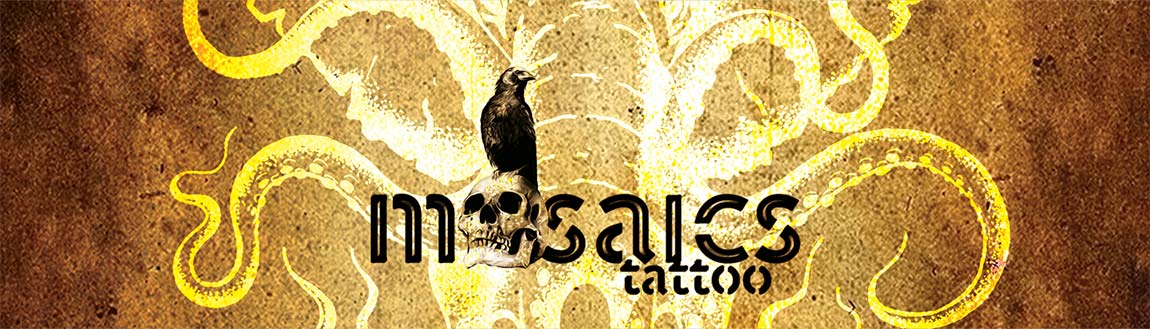 mosaics tattoo tatouage lausanne